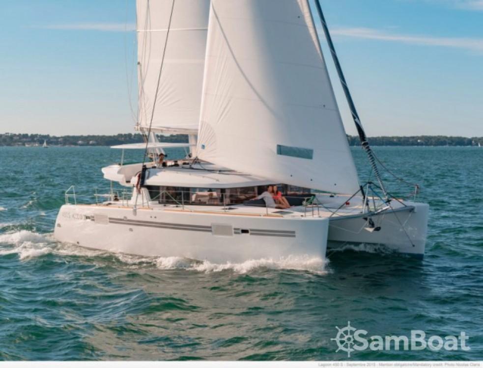 Alquiler Catamarán en Corfù - Lagoon Lagoon 450