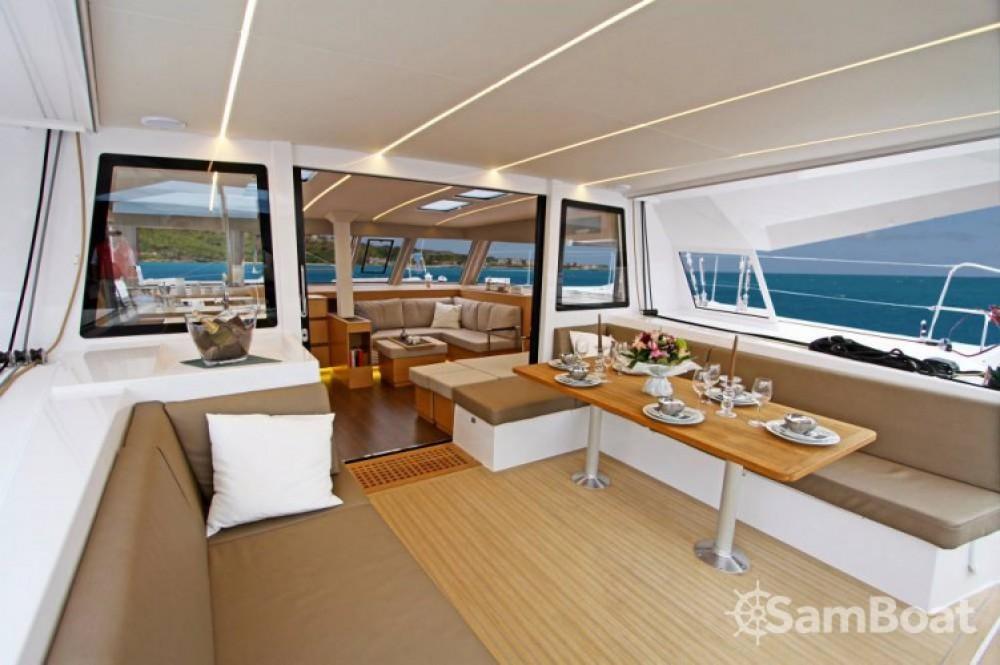 Boat rental Nautitech Nautitech 46 in Lefkada on Samboat