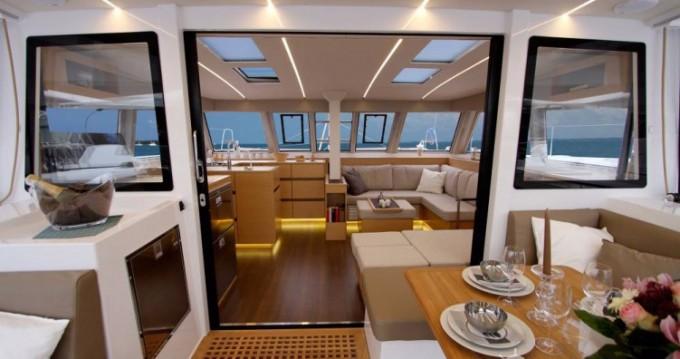 Boat rental Lefkas cheap Nautitech 46