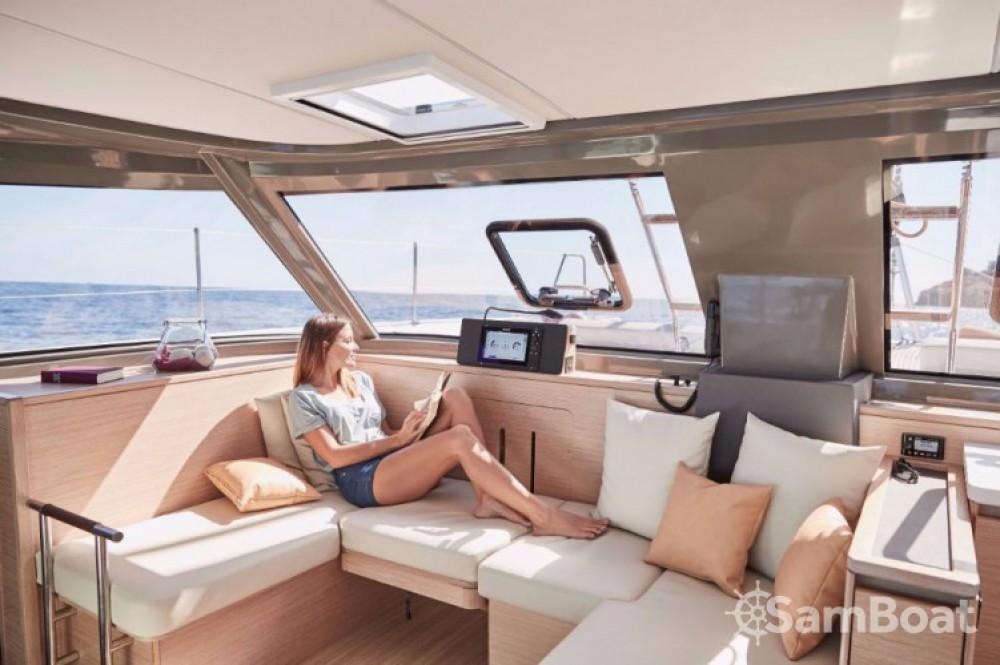 Alquiler de yate Croacia - Bavaria Nautitech 40 open NEW - 4 + 2 cab. en SamBoat
