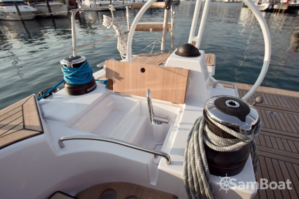 Alquiler de barcos Elan Impression 50 enCroacia en Samboat