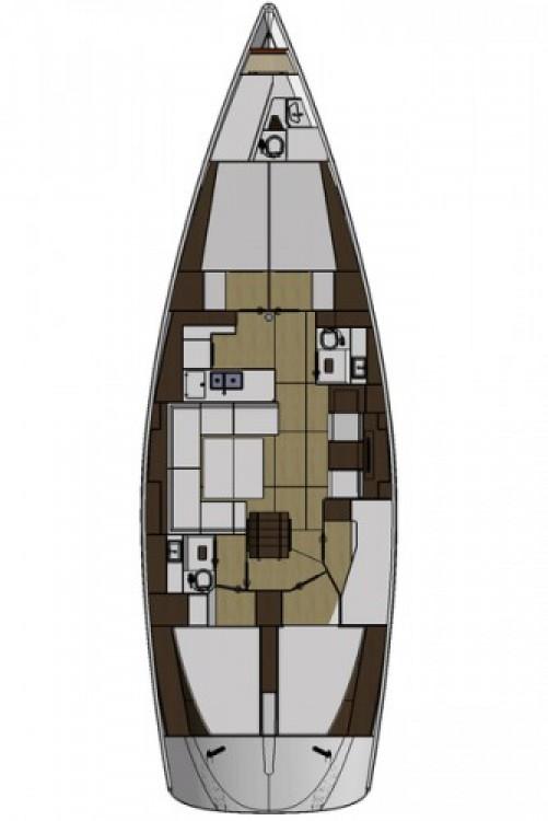 Alquiler de barcos Pirovac barato de Elan 49