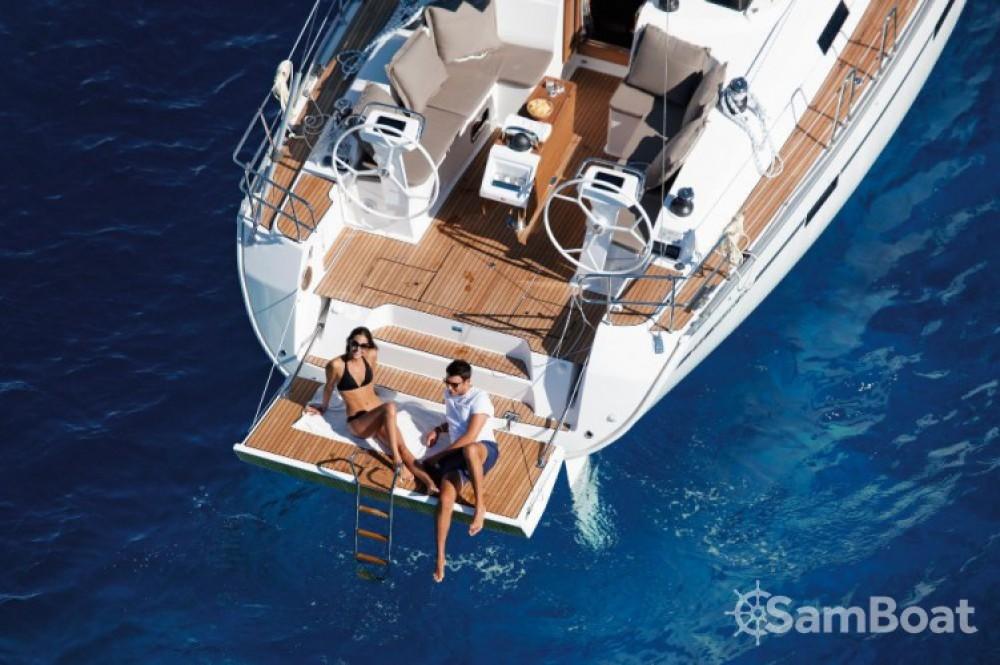 Rental Sailboat in Croatia - Bavaria Cruiser 46