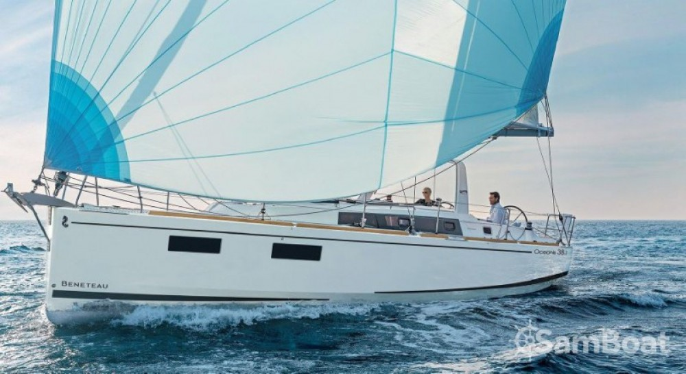 Alquiler de barcos Croacia barato de Oceanis 38.1