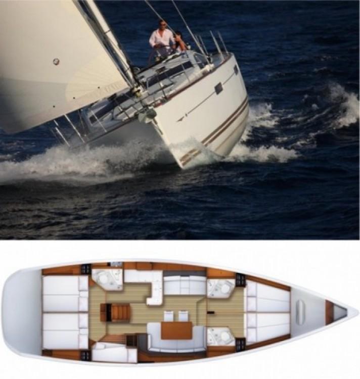 Rental yacht Naples - Jeanneau Jeanneau 53 on SamBoat
