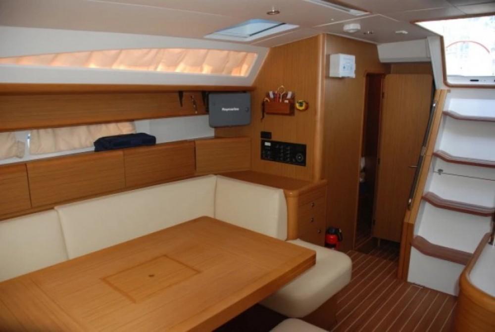 Rental Sailboat in Naples - Jeanneau Jeanneau 53