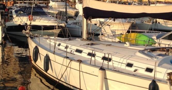 Location bateau Naples pas cher Cyclades 50.4