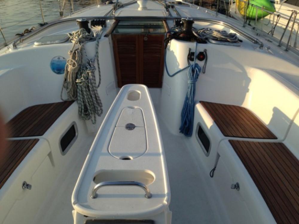 Noleggio barche Napoli economico Cyclades 50.4