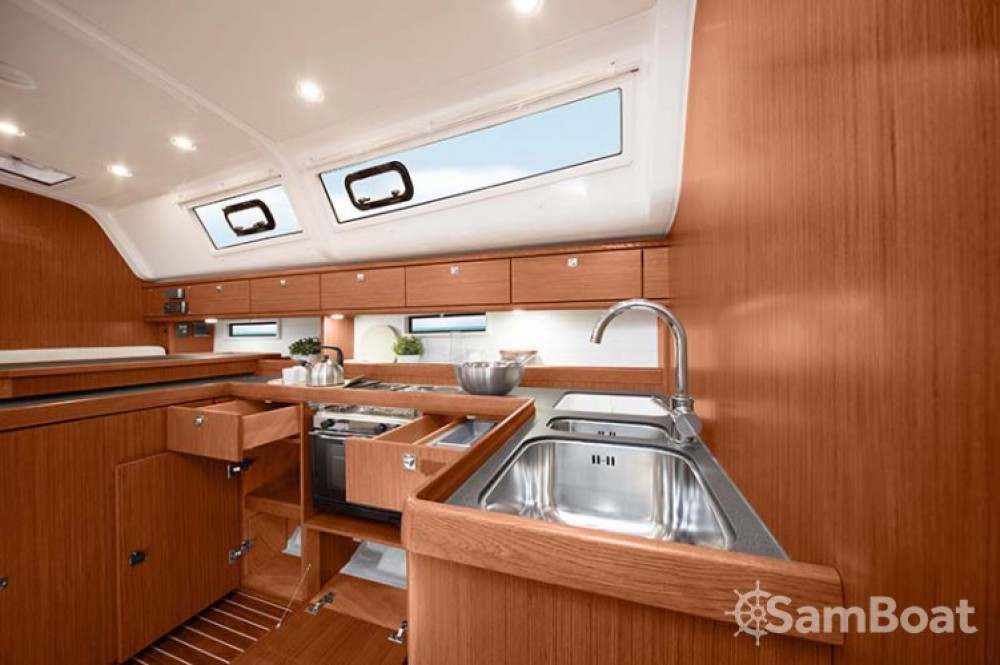 Boat rental Grèce-Centrale cheap Cruiser 51