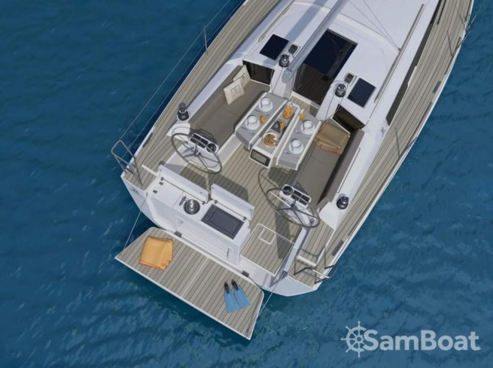 Alquiler de barcos Sukošan barato de Dufour 360 Grand Large