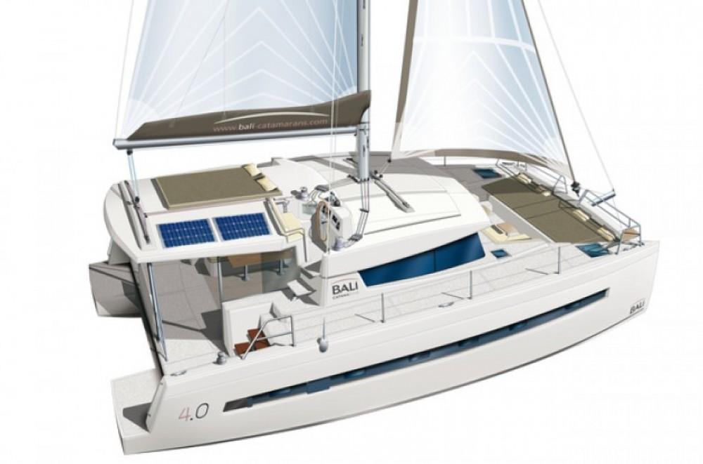 Alquiler Catamarán en Trogir - Catana Bali 4.0 - 4 cab.