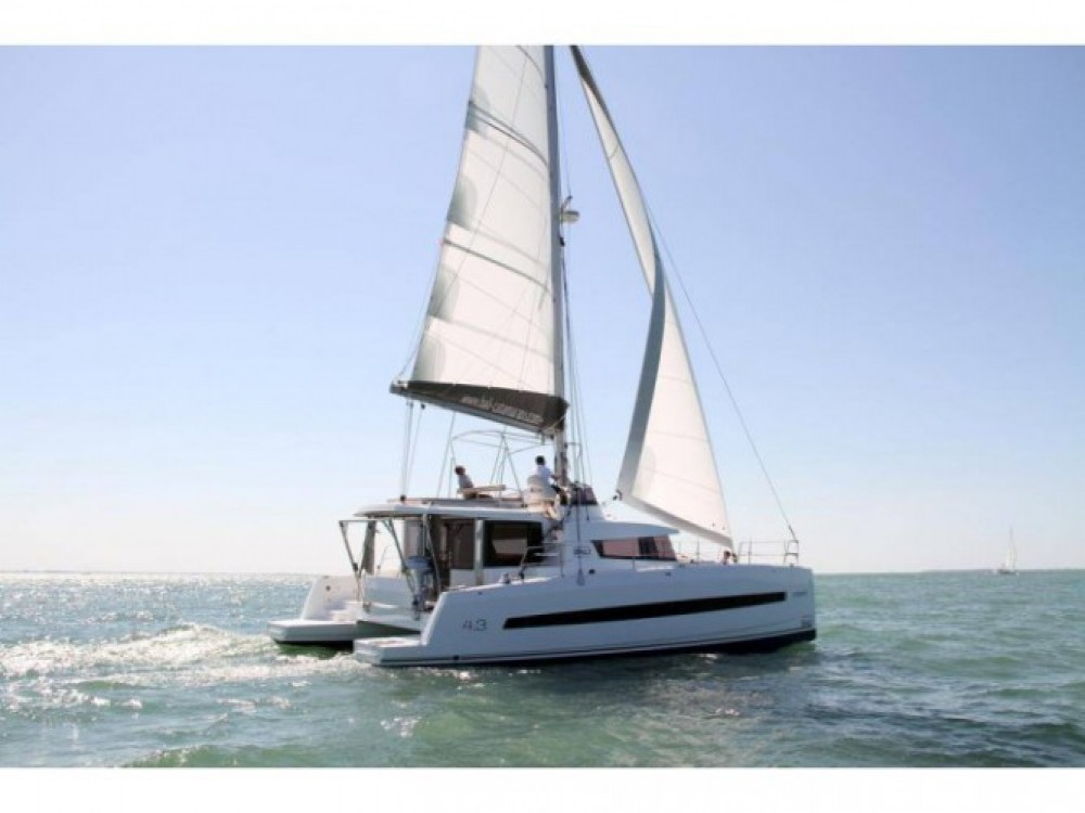 Hire Catamaran with or without skipper Catana Trogir