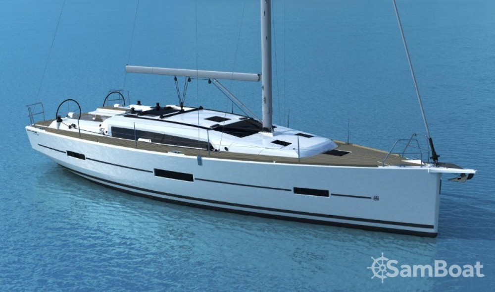 Boat rental Dufour Dufour 412 Grand Large in Trogir on Samboat