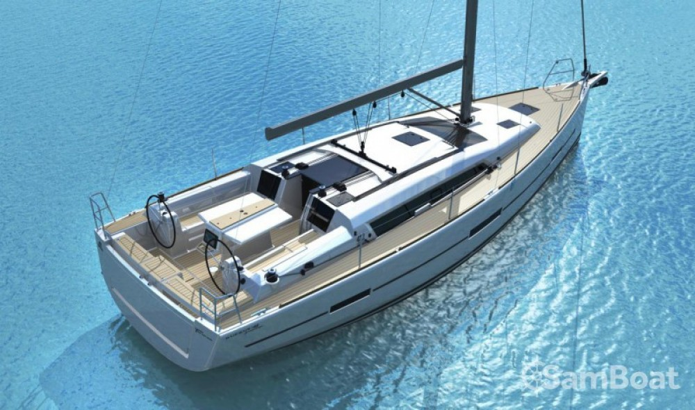 Dufour Dufour 412 Grand Large between personal and professional Trogir