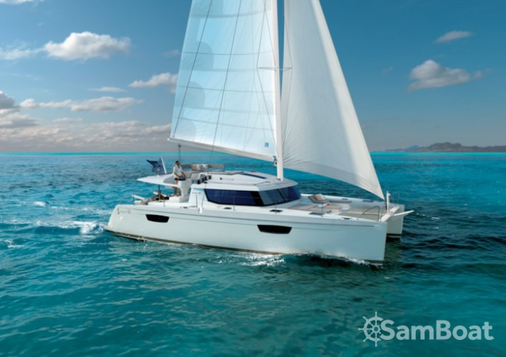 Rental yacht Trogir - Fountaine Pajot Saba 50 on SamBoat