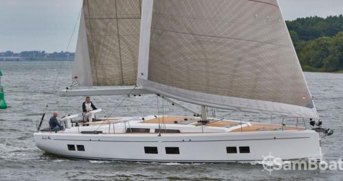 Louer Voilier avec ou sans skipper Hanse à Marina Šangulin