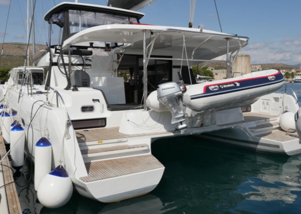 Alquiler de Lagoon Lagoon 42 en Trogir