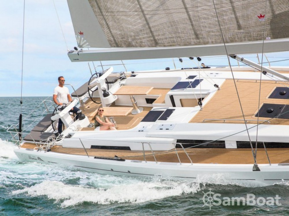 Alquiler de yate Croacia - Hanse Hanse 548 en SamBoat