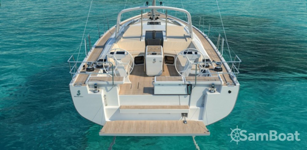 Rental yacht Kos - Bénéteau Oceanis 51.1 on SamBoat