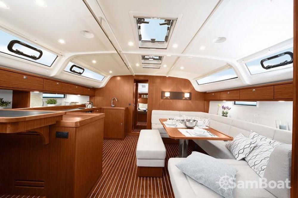Bavaria Cruiser 51 between personal and professional Kos