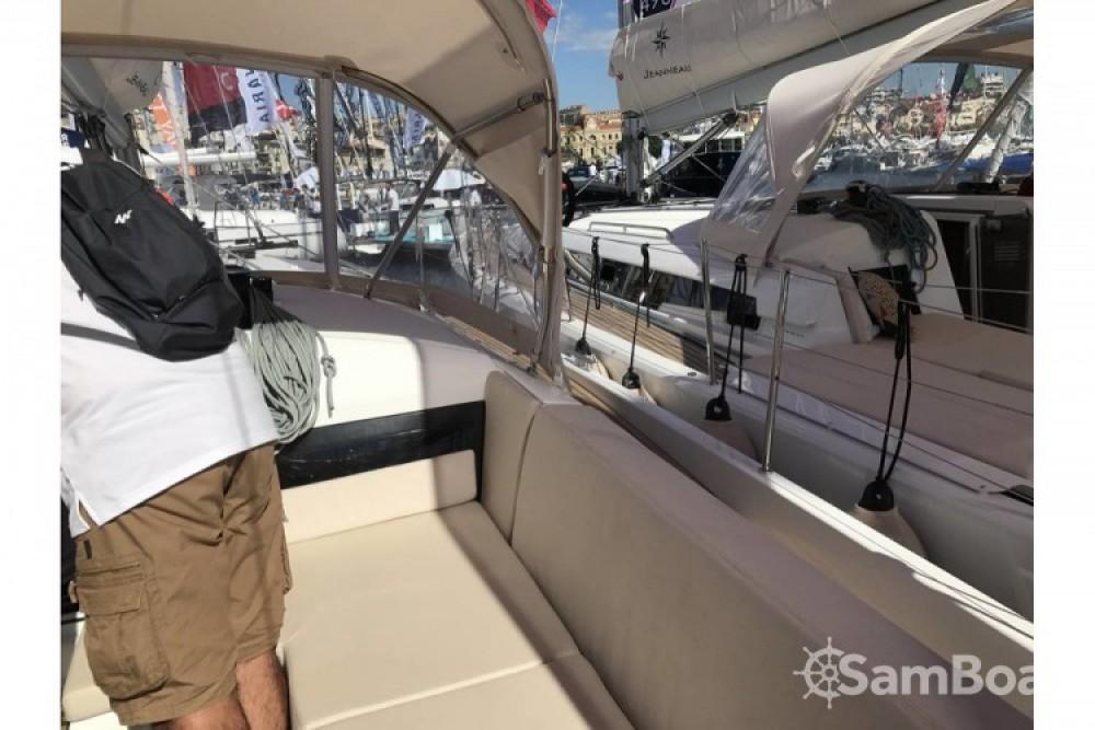Alquiler de yate Grèce-Centrale - Jeanneau Sun Odyssey 440 en SamBoat