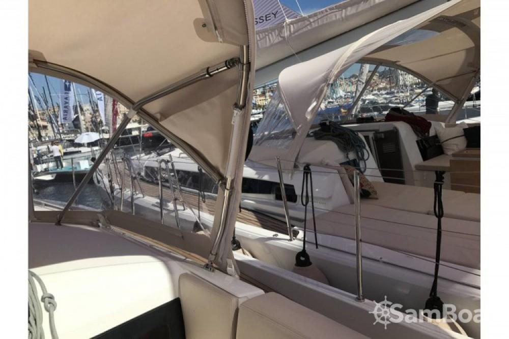 Alquiler de barcos Grèce-Centrale barato de Sun Odyssey 440