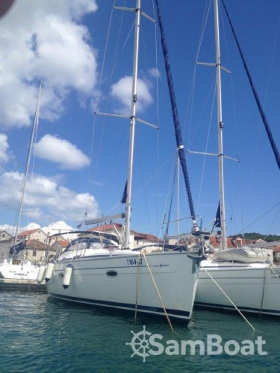 Bavaria Cruiser 39 between personal and professional Split