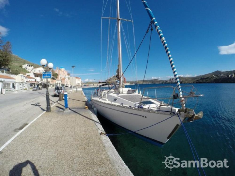 Location yacht à Laurion - Holand-Boats Atlantic 49 sur SamBoat