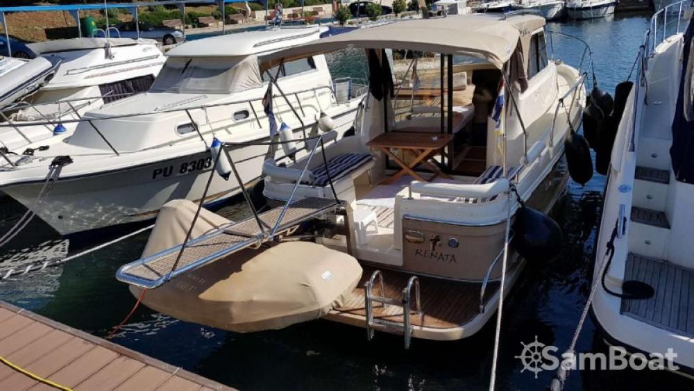 Rental Motor boat Leidi with a permit