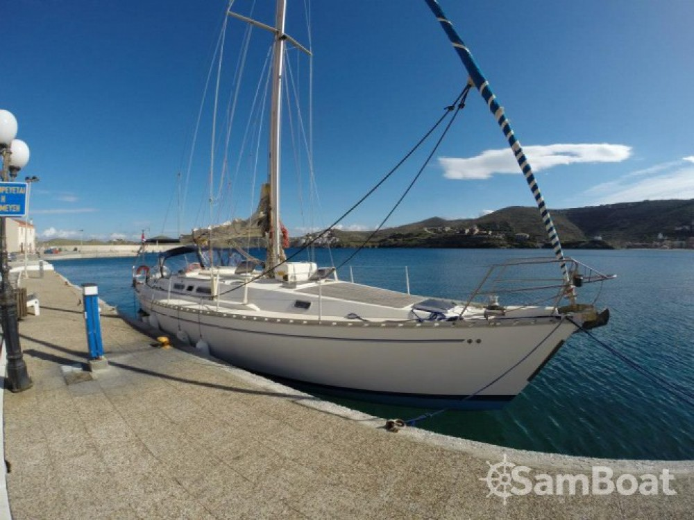 Noleggio Barca a vela Holand-Boats con un permesso di