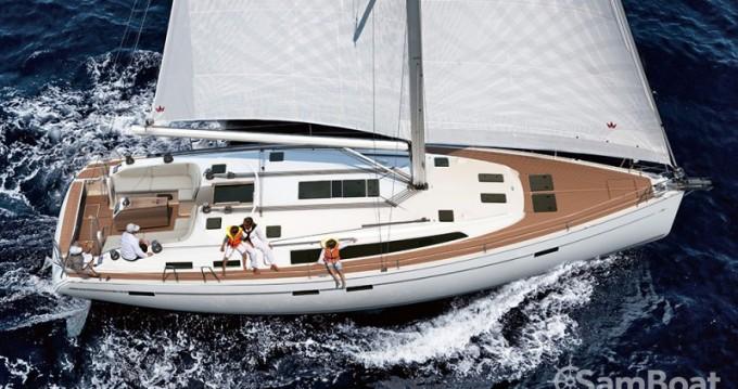 Rental Sailboat in Seget Donji - Bavaria Cruiser 51