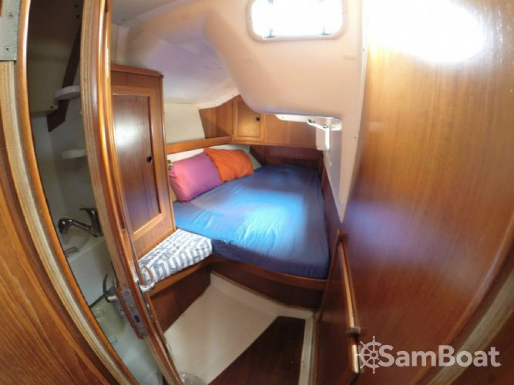 Noleggio barche Holand-Boats Atlantic 49 Λαύριο su Samboat