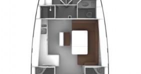 Location bateau Bavaria Cruiser 46 à Marina Borik sur Samboat