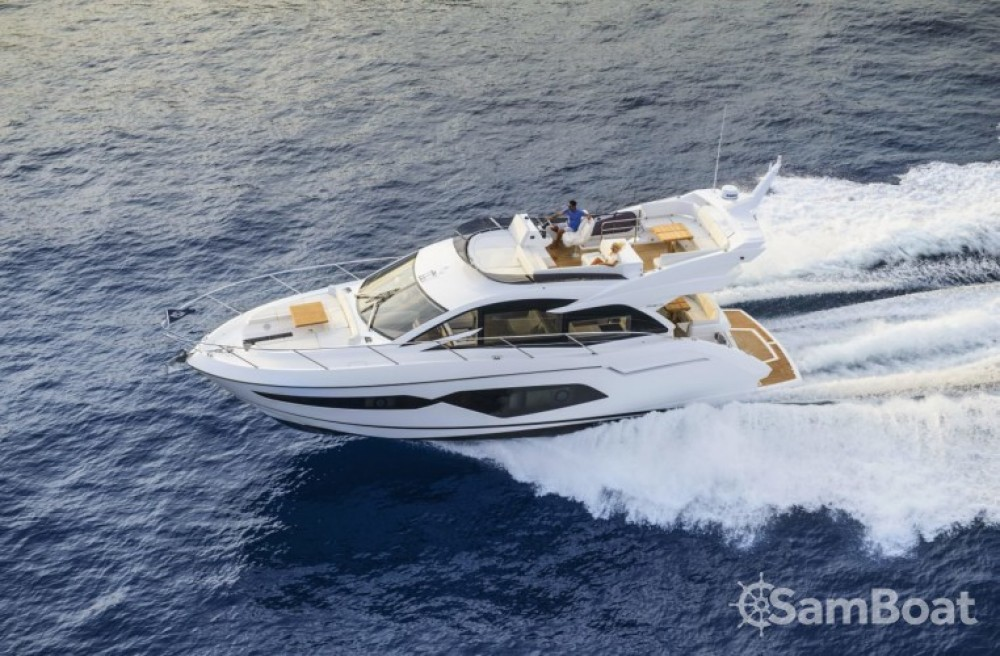 Rent a Sunseeker-International Sunseeker Manhattan 52 Sukošan