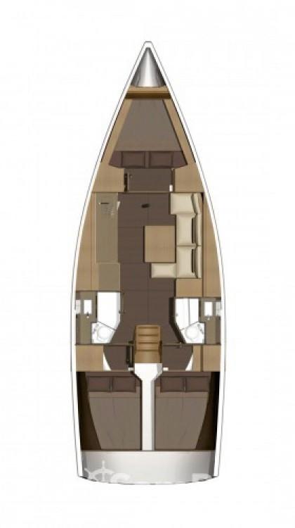 Sailboat for rent Port de plaisance d'Horta at the best price