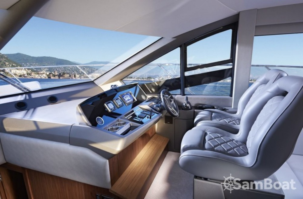 Rental Motor boat Sunseeker-International with a permit