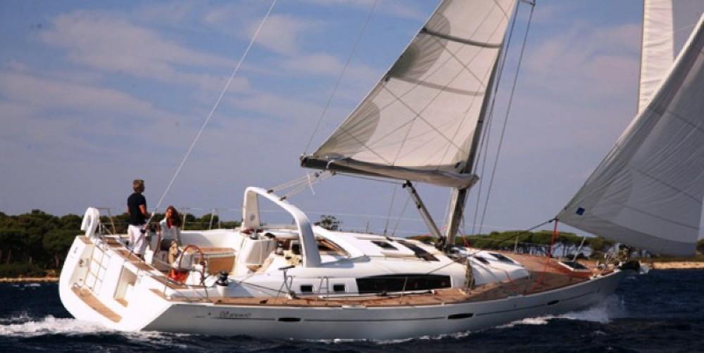 Alquiler Velero en Central Greece - Bénéteau Oceanis 50