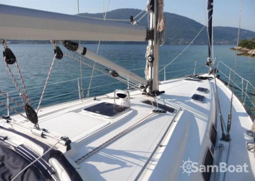 Boat rental Corfu cheap Cruiser 46