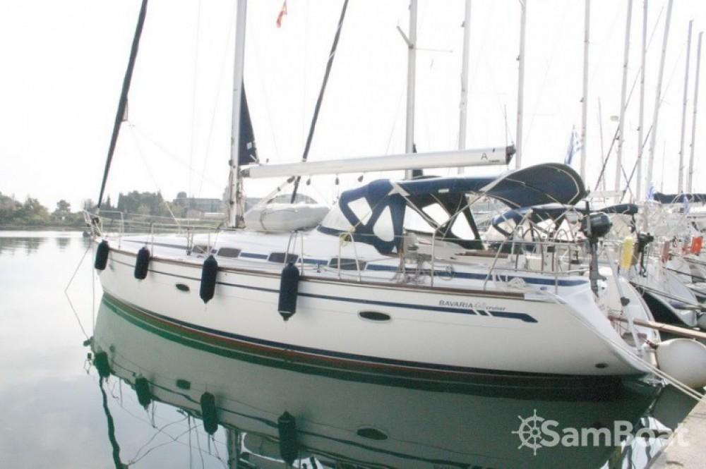 Bavaria Cruiser 46 between personal and professional Corfu