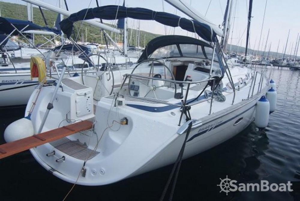 Rent a Bavaria Cruiser 46 Corfu