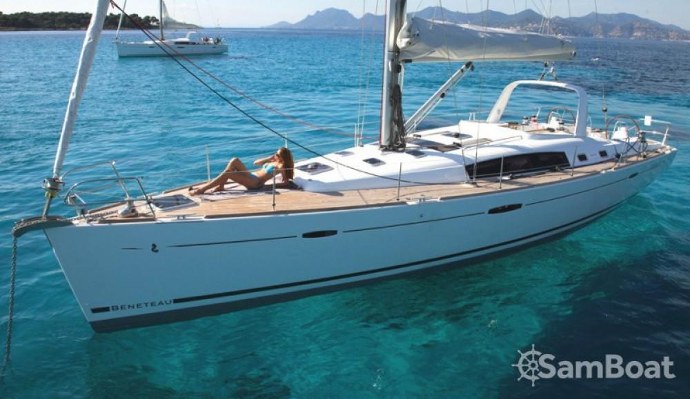 Rental yacht Pula - Bénéteau Oceanis 50 on SamBoat
