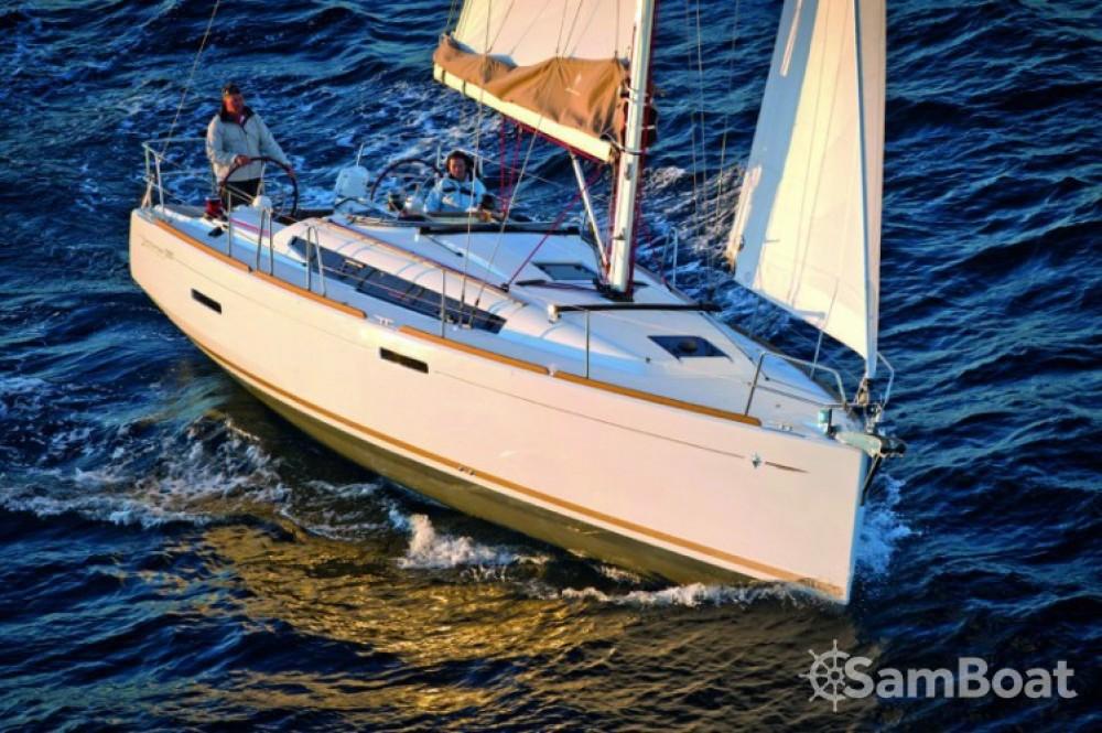 Rent a Jeanneau Sun Odyssey 389 Croatia