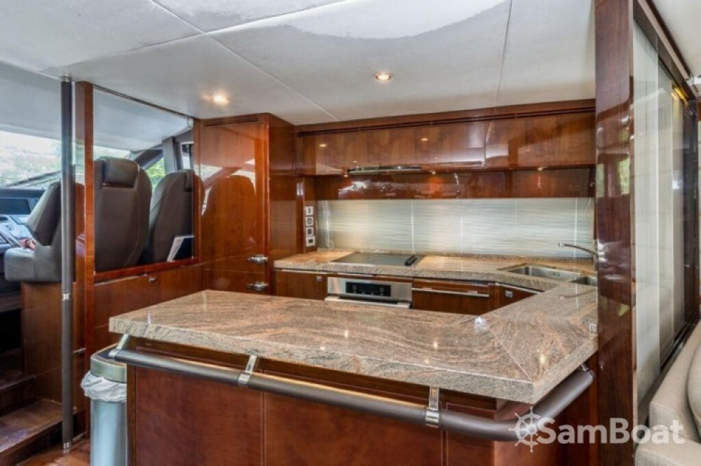 Boat rental Marina LAV cheap Princess 72 Flybridge - 4 + 1 cab.