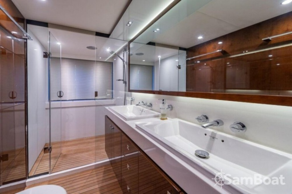 Rental Motor boat in Marina LAV - Princess-Yachts Princess 72 Flybridge - 4 + 1 cab.