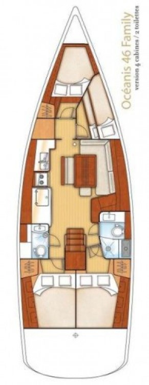 Sailboat for rent Volos at the best price