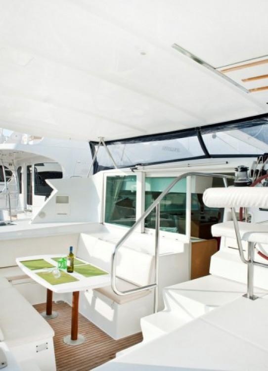 Location Catamaran à Páros - Lagoon Lagoon 420