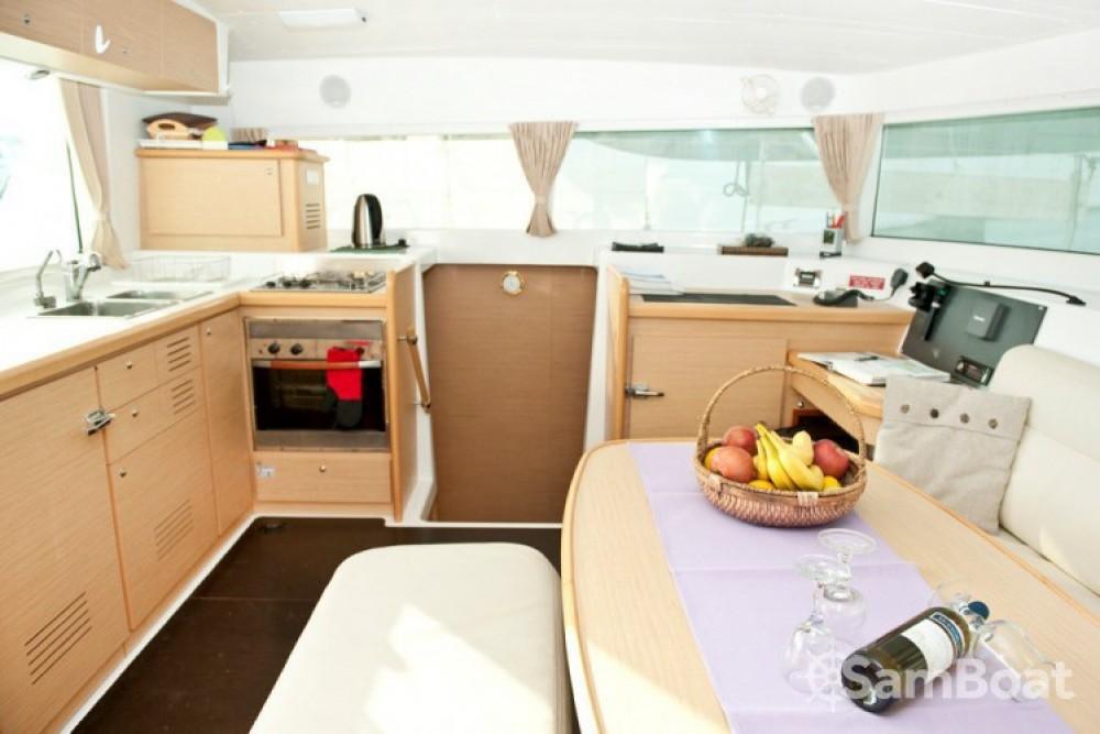 Location yacht à Páros - Lagoon Lagoon 420 sur SamBoat