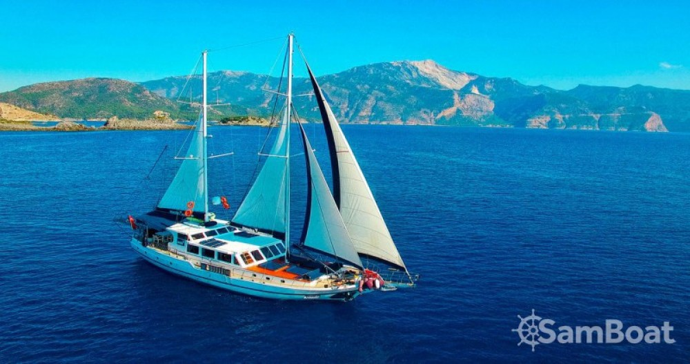 Hire Sailboat with or without skipper Fethiye-Shipyard Croatia
