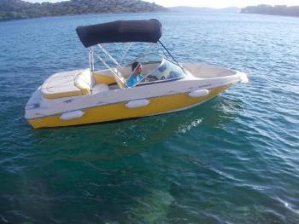 Rental Motor boat in Tribunj - Sea-Ray-Boats Sea Ray 175 Sport