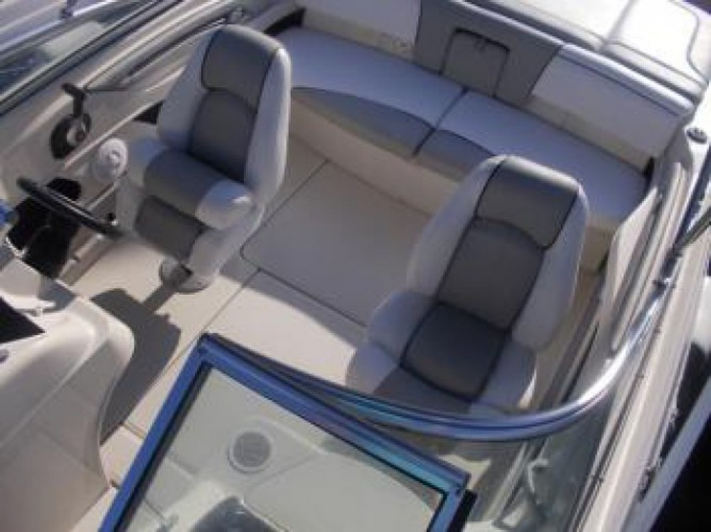 Sea-Ray-Boats Sea Ray 205 Sport  between personal and professional Tribunj